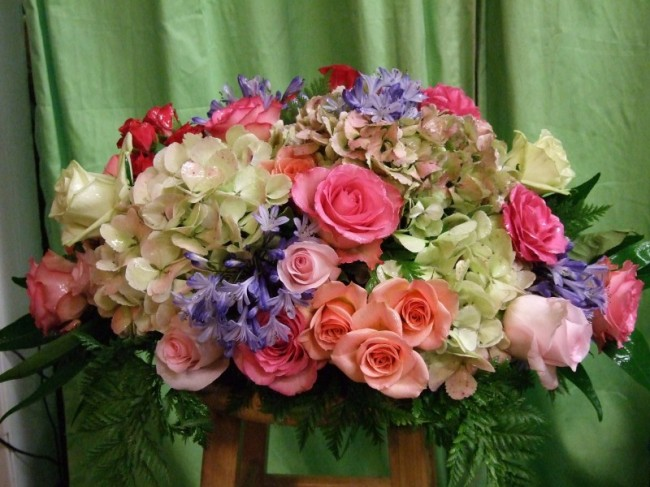 Wedding Ceremony Centerpiece For Altar  personal
