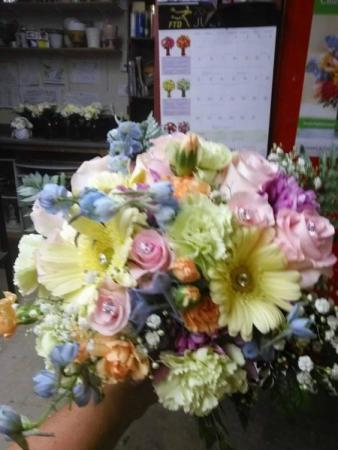 Color Wonderland Bouquets