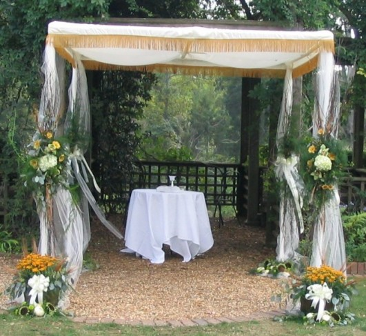 Chuppah For Outdoor Fall Wedding Personal