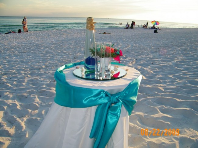 photo gallery sand ceremony table centerpiece