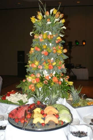BeachThemed Wedding Reception Centerpiece Share