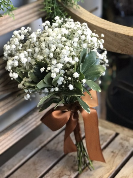 Babies Breath Bouquet
