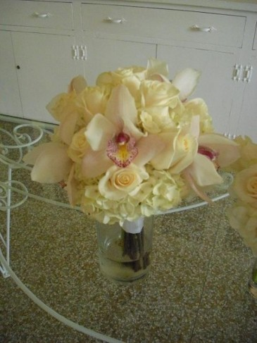 Orchid Bridal Bouquet personal