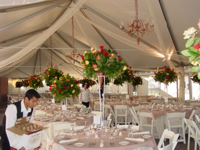 Wedding Reception With Elegance