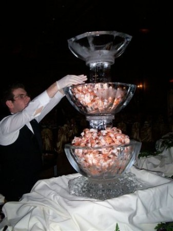 3 Tier Shrimp Server