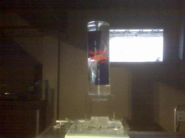 Red Bull Ice Design