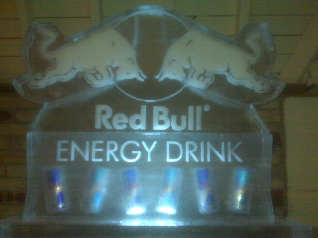 Red Bull Logo Design