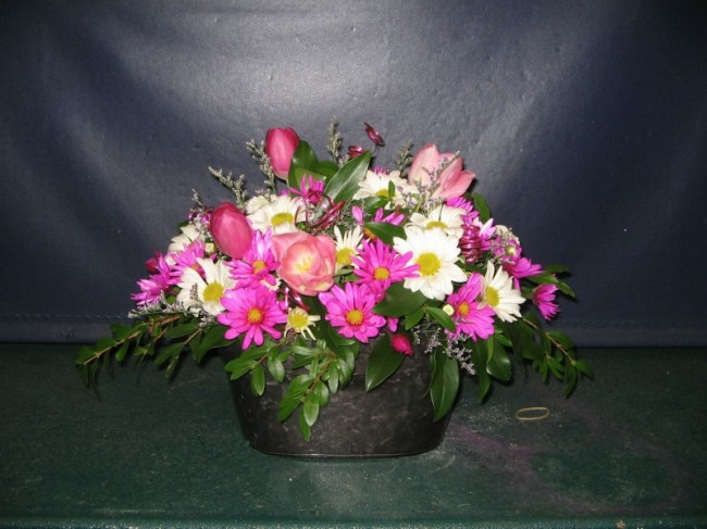 Day Break Flower Arrangement