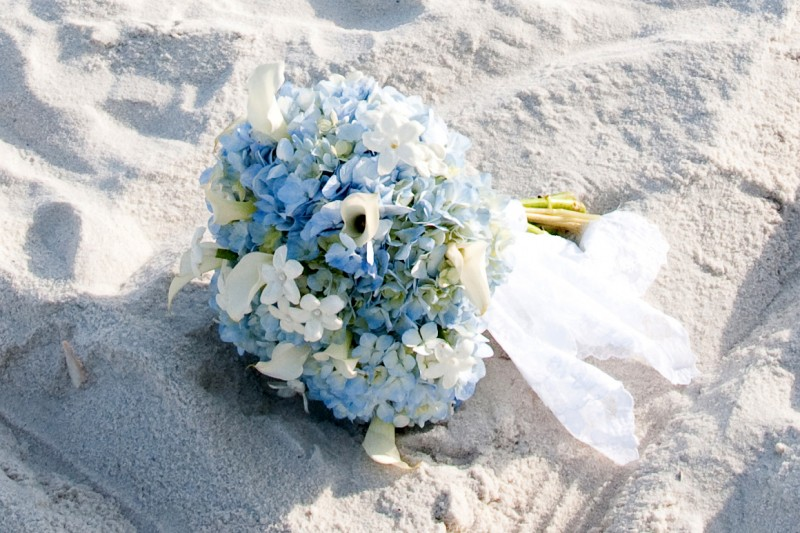 Simply Beautiful Bridal Bouquet