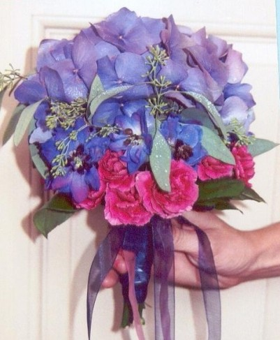Beautiful Flower Wedding Bouquet