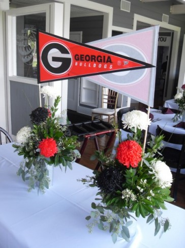 Georgia Bulldogs Theme Arrangements