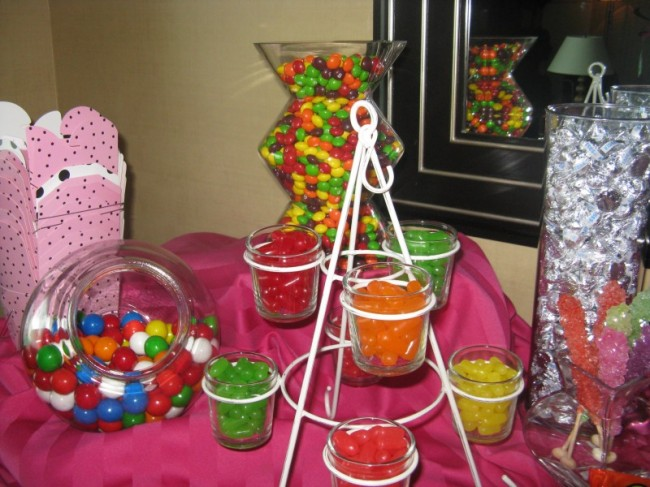 Wedding Party Photo Gallery Candy Station Candy Station Share