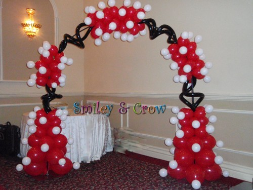 Photo Gallery - Photo of Odyssey Balloon Arch