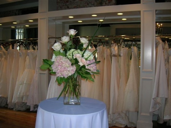 Bridal Shop Flowers