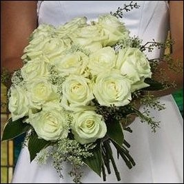Creame Rose Bouquet