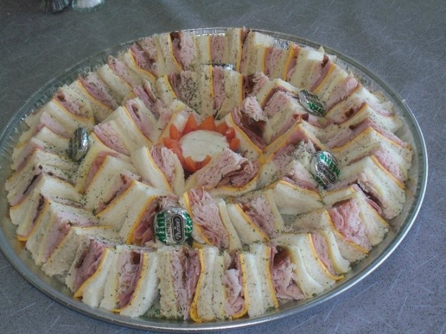 cheap party appetizers finger food