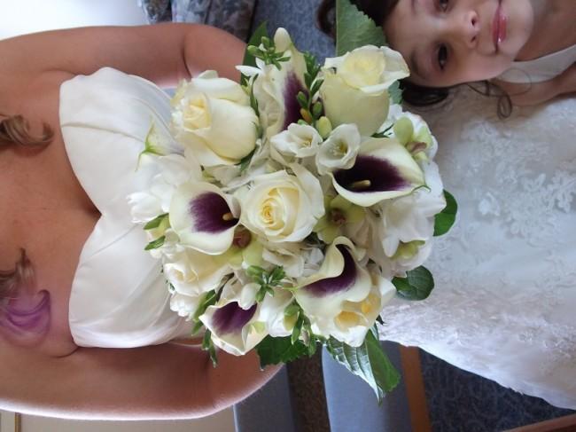 Roses Calla Lily Bouquets Calla Lily Bouquet