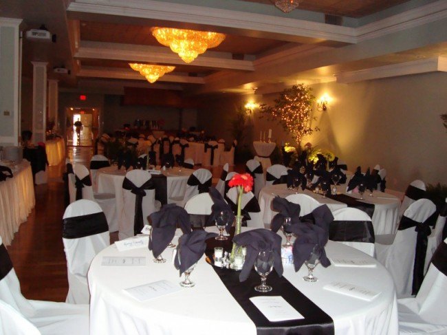 Photo gallery photo of banquet hall decorations for Wedding hall decoration photos