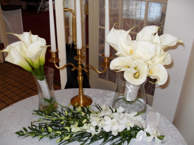 Beautiful Calla Lily Bouquets