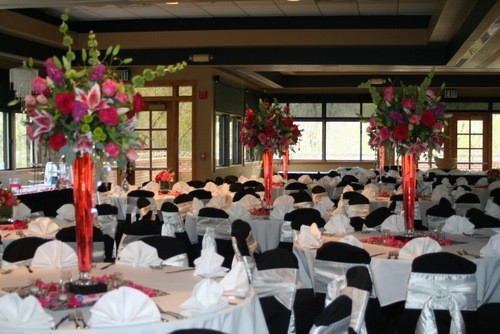 Tall Wedding Reception Centerpieces Share