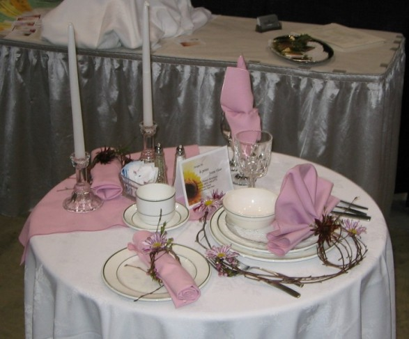 Wedding Party Photo Gallery Pink White Table Setting & pink and white table settings u2013 Loris Decoration