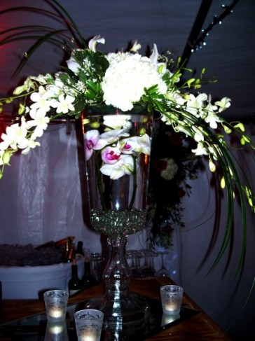 Beautiful Reception Arrangement