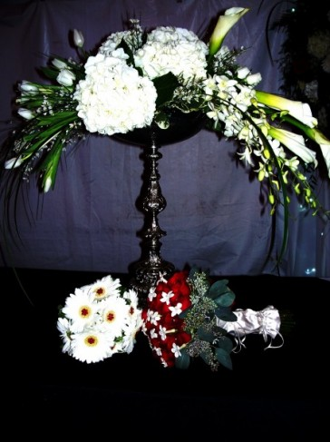 Lovely Wedding Flowers