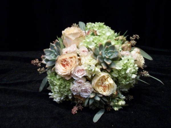 Garden Dreams Wedding Bouquet
