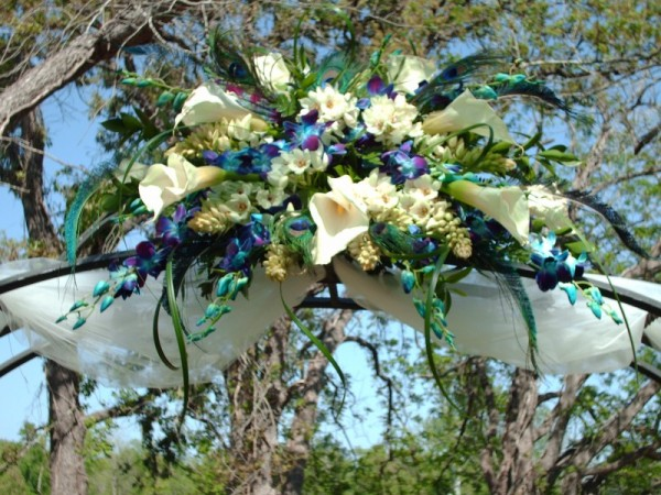 Wedding Arch Arrangement