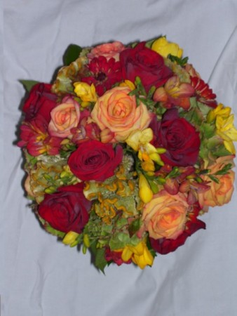 Photo Gallery Photo Of Old Fashion Charm Wedding Bouquet