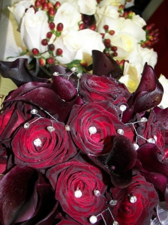 Rose Wedding Bouquets Personal