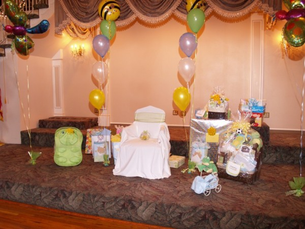decorating baby shower chair baby shower chair decoration