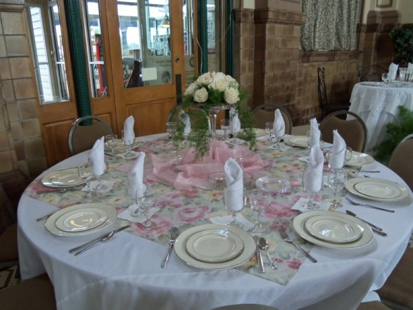 Wedding Party Photo Gallery Gorgeous Table Setting