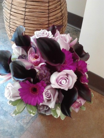 AWESOME Bridal Bouquet