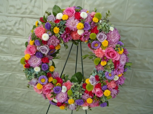 Beautiful Wedding Wreath