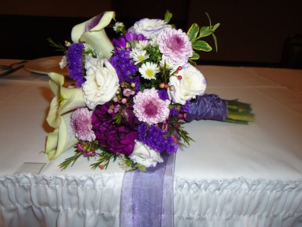 Beautiful Bridesmaid Bouquet