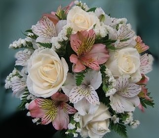 Alstroemeria Lilies Bouquet ShareAlstroemeria Bouquet