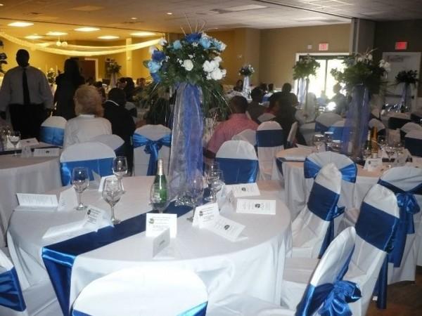 Blue wedding table decorations ideas gudy wedding card navy blue blue wedding table decorations ideas royal blue white reception share junglespirit Choice Image