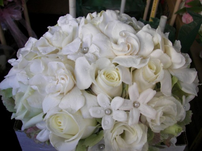 Ivory Bridal Bouquet Personal