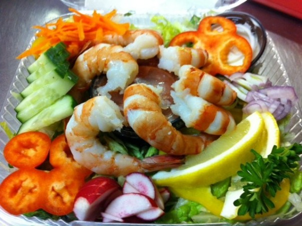 Photo Gallery - Photo of Fresh Shrimp Salad