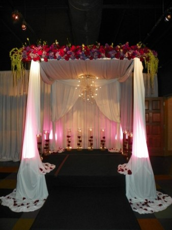 Gorgeous Wedding Chuppah