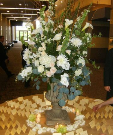 Stunning Floral Focal Point