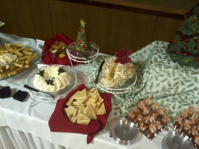 Holiday Appetizer Buffet