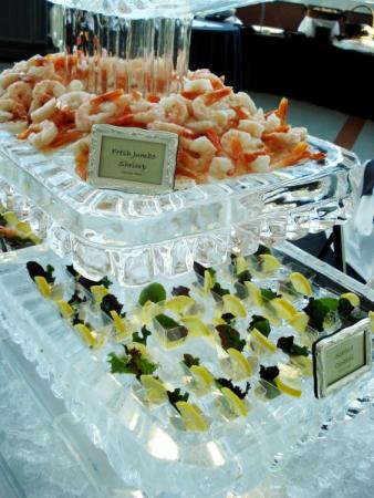 Awesome Food Displays (Close up view)
