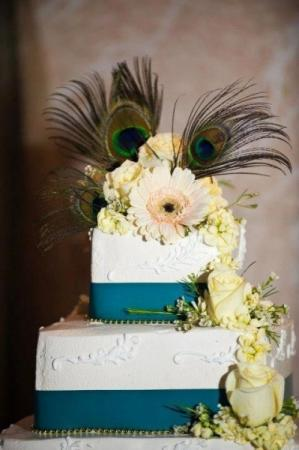 Gorgeous Wedding Cake Topper