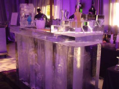 Unique Ice Bar
