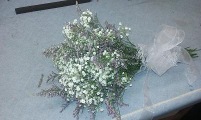 Baby's Breath And Lilac