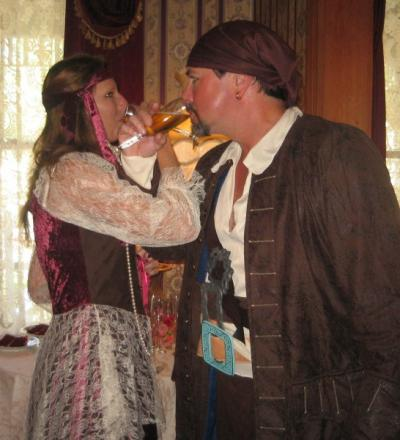 Cheers To The Pirates