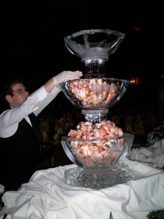 Ice Centrepieces