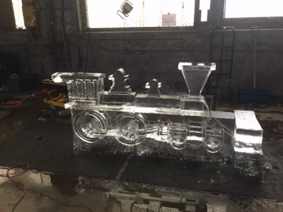 Ice Train Engine